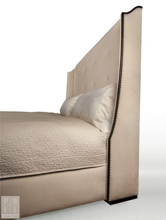 nightstands beds harlow bed poet furniture